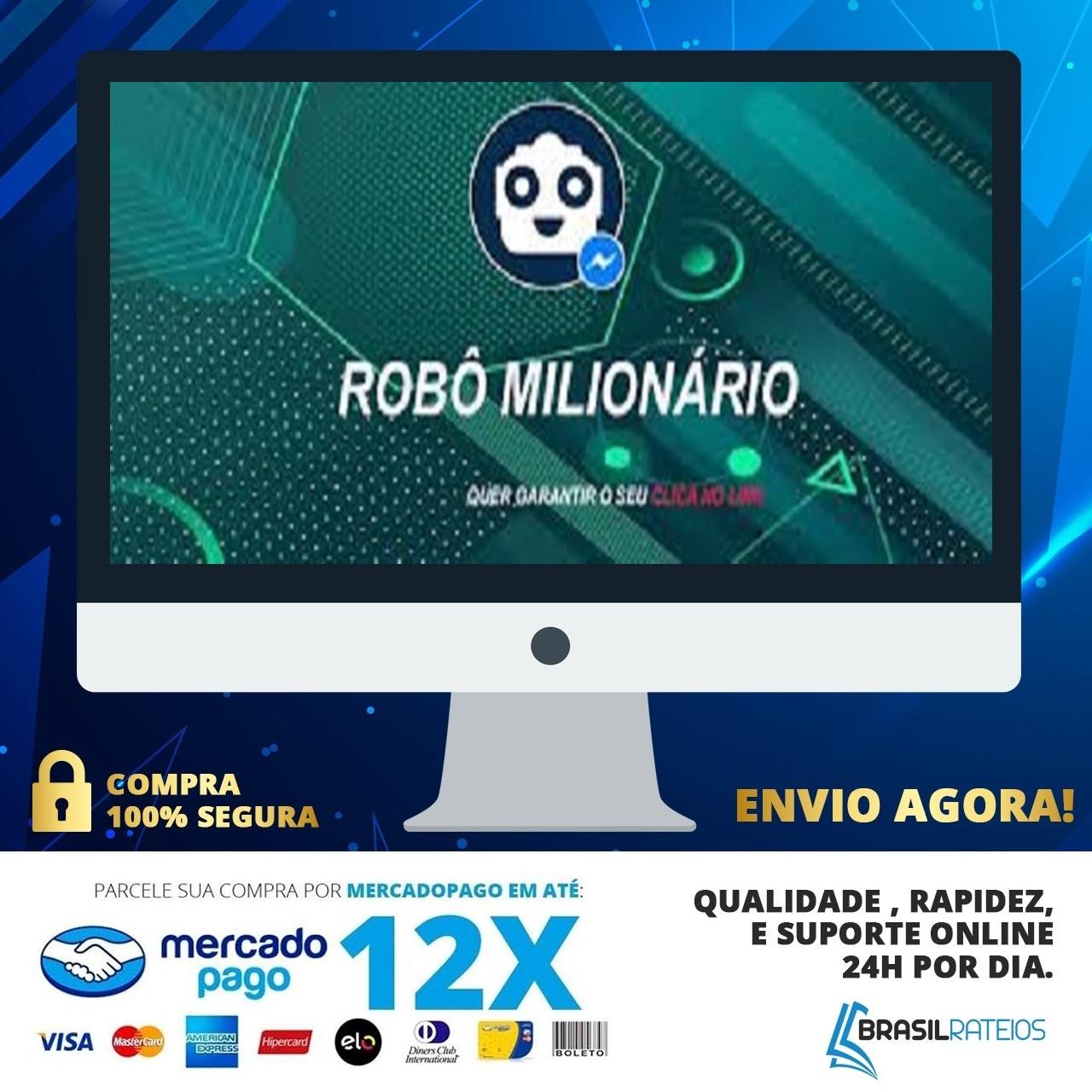 robô milionário apk