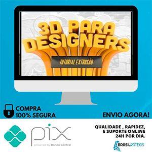 3D Para Designers Pro - Marcelo Polvora