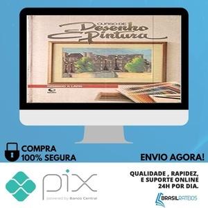 Curso de Pintura e Desenho - Editora Globo