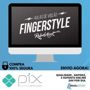 Aulas de Violão Fingerstyle - Rafael Alves