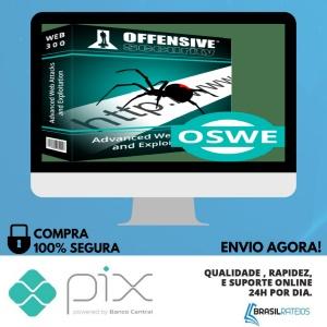 Advanced Web Attacks and Exploitation (AWAE) - Offensive Security [INGLÊS]