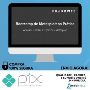 Bootcamp de Metasploit - GuardWeb