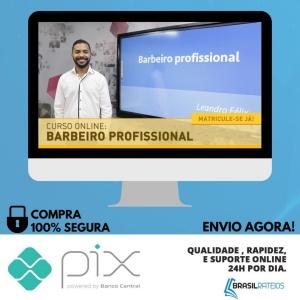 Barbeiro Profissional - Leandro Félix de Araújo