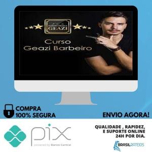 Curso Barbeiro - Geazi Barbeiro
