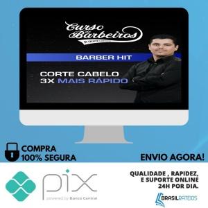 Curso Barber HIT - Felippe Caetano