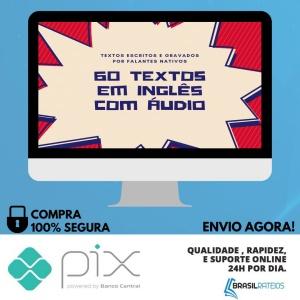 60 Textos em Inglês com Áudio - Listen It. Learn It.
